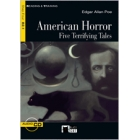 American Horror. Five Terrifying Tales (with Audio CD), Step 4, B2.1