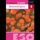 Quadern d'Estiu Matemàtiques 4 ESO