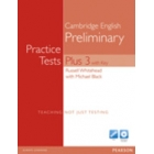 Cambridge English Preliminary. PET Practice Test Plus 3 (with Key, Access Code and Multi-ROM Pack)