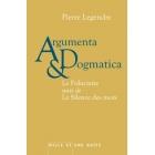 Argumenta dogmatica (