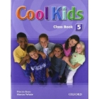 Cool Kids-5 Class Book + Multi-ROM