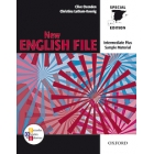 New English File Intermediate Plus Student's Book+Workbook with key (Pack)