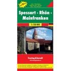 Spessart-Rhön-Mainfranken 1/150.000