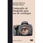 Compendio de fotografía para uso de sociólogos