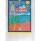 English with... games and activities lower intermediate level