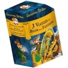 3 viatges al regne de la fantasia (capsa regal)