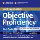 Objective Proficienc 2 nd  Edition Class Audio CDs (2)