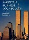 American business vocabulary.