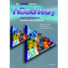 New Headway upper-intermediate Teacher's Resource Book new ed.