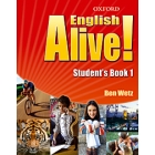 English Alive! 1. Student book Pack