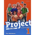 Project 1. Student's book. Third Edition.