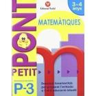 Petit Pont Nombres P3 (3-4 anys)