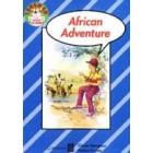 African Adventure. Lvel 3. Longman young readers.