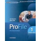 Profile pre-intermediate CD