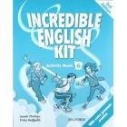 INCREDIBLE ENGLISH KIT 6 AB 2E