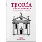 Teoría de la arquitectura. Del Renacimiento a la actualidad