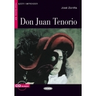 Don Juan Tenorio Libro +CD (C1)