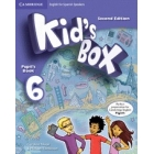 Kid's Box for Spanish Speakers  Level 6 Pupil's Book 2nd Edition