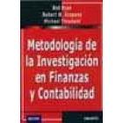 Metodología de la investigación en finanzas y contabilidad