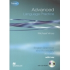 Advanced Language Practice. English Grammar and Vocabulary with key + CD-ROM (3rd Edition)