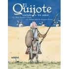 Don Quijote contado a los niños (Ed. Rosa Navarro Durán)