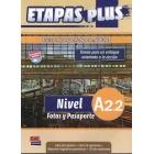Etapas Plus A2.2 Libro del alumno + Libro de ejercicios + CD