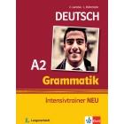 Deutsch Grammatik Intensivtrainer NEU A2