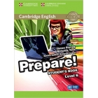 Prepare! Student's Book Level 6 - First for schools-