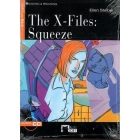 The X-Files squeeze. Pack libro+CD (Intermediate)
