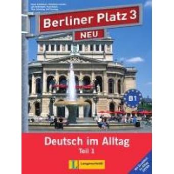 berliner platz neu 3 teil 1 b1. Black Bedroom Furniture Sets. Home Design Ideas
