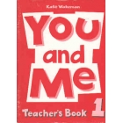You and me. Teacher's book 1