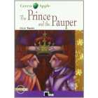 The Prince and the pauper (book+CD) . Level-1  (Greeen apple)