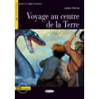 Voyage au centre de la Terre. Livre + CD. B1