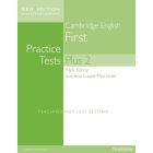 First Certificate Practice Tests Plus 2 (New Edition 2015)