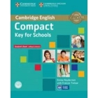 Complete Key for Schools (English for Spanish Speakers) Student's Pack (Student's Book + Workbook)