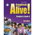 English Alive! 4 Student s book