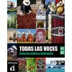 Todas las voces. A1-A2  CD y DVD
