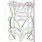 Art Nouveau-Modernismo. Libro antiestrés para colorear