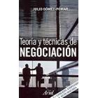 Teoría y técnicas de negociación