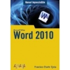 Word 2010. Manual imprescindible