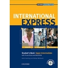 International Express Upper-Intermediate Student's Book + DVD