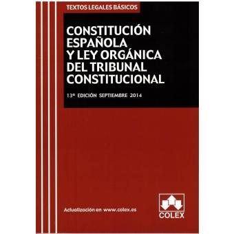 ley tribunal constitucional: