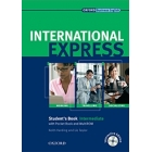 International Express Intermediate Student's Book +DVD