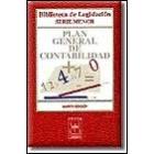 Plan General de Contabilidad (5ª edición)