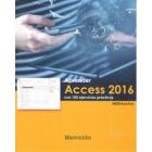 Aprender Access 2016 con 100 ejercicios prácticos