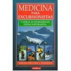 Medicina para excursionistas y otras actividades en plena naturaleza