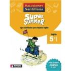 Super Summer 5º Primaria (+CD). 130 actividades para repasar el inglés