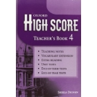 High Score 4 Teacher's Book