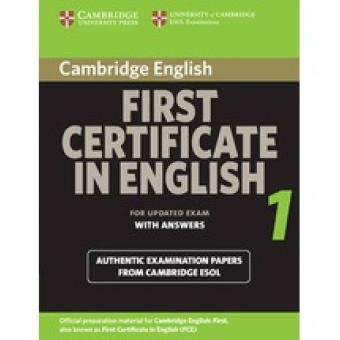 Cambridge First 1 (2015) (First Certificate in English ...