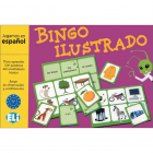 Bingo ilustrado (Para principiantes de la educación primaria) A2-B1